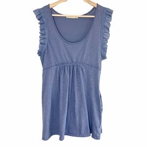 Urban Outfitters Pins & Needles Frilly Tank Top
